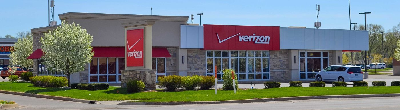 Verizon Store at South Westnedge Pad