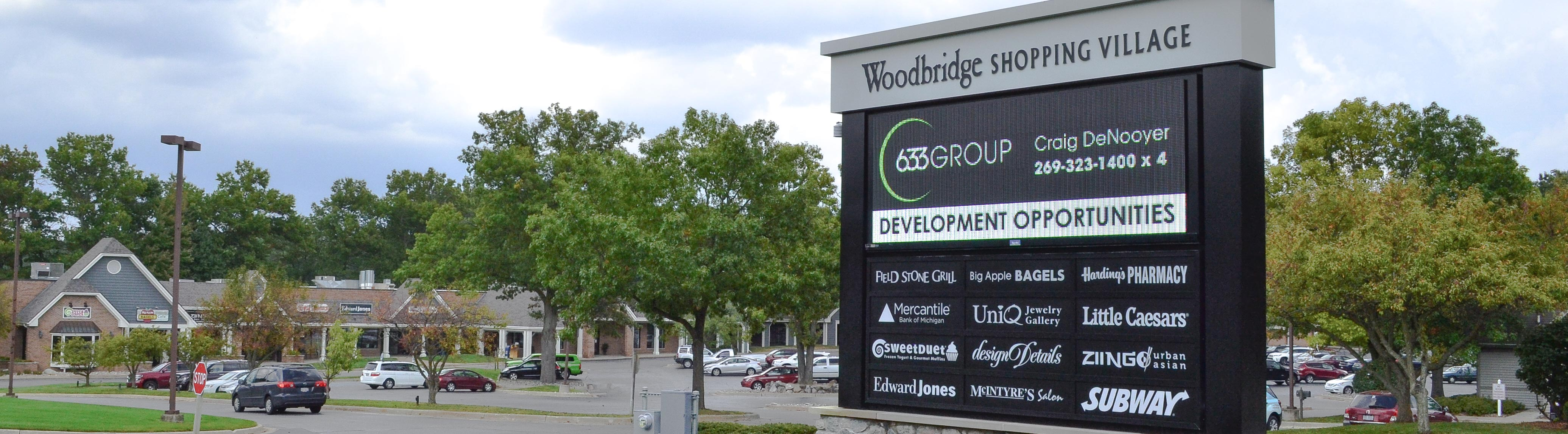 Woodbridge Shopping Village | 633 Group